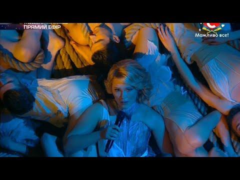 Видео: Х-фактор-5 Олеся Матакова - Chandelier - SIA cover Гала-концерт27.12.2014