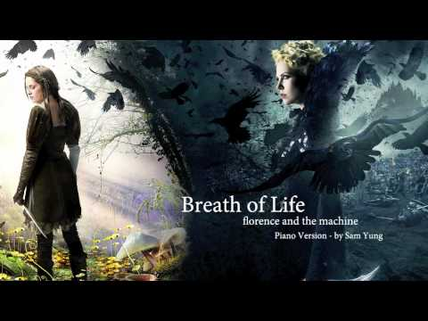 Breath of Life - Florence and The Machine - (Piano Version) by Sam Yung