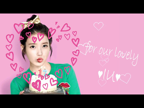 IU's 25th Birthday Project From Thai Uaena and IU Thailand (U&I Thailand)
