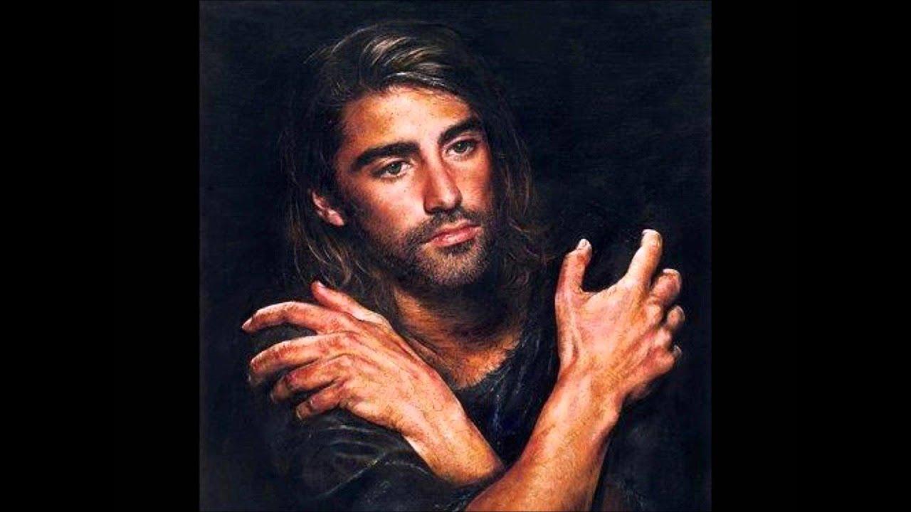 Drawing Old Year Jesus 12