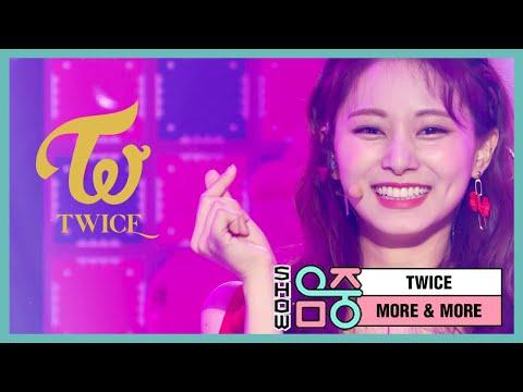 [쇼! 음악중심] 트와이스 -몰 앤 몰 (TWICE -MORE & MORE) 20200613