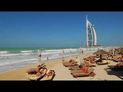 BURJ AL ARAB OPEN BEACH DUBAI