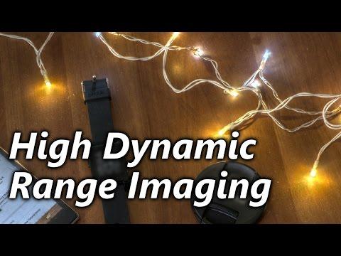 HDRI: High Dynamic Range Imaging