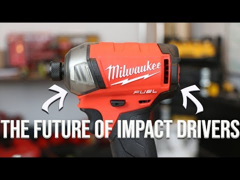 Milwaukee M18 FUEL SURGE Hydraulic Driver THE FUTURE OF IMPACT DRIVERS?