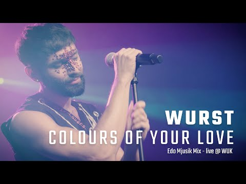 Смотреть клип Wurst - Colours Of Your Love