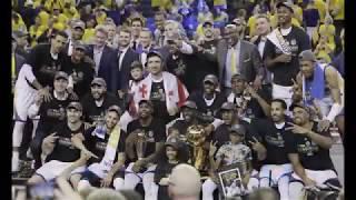 2017 NBA FINALS CHAMPIONSHIP-Golden State Warriors