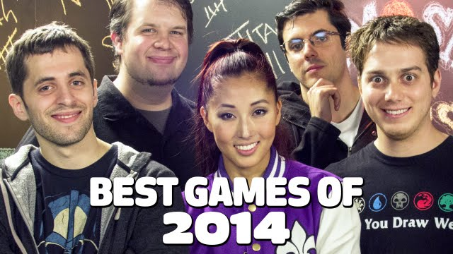 Best Games of 2014 by SMOSH Games & WIRED • Game|Life Special