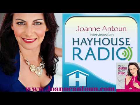 Joanne Antoun interviewed on Hay House Radio