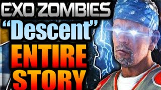 Call of Duty Advanced Warfare EXO-ZOMBIES DESCENT ENTIRE STORYLINE EXPLAINED In-Depth Reckoning DLC
