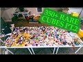 Huge 350+ Rubik's Cube Unboxing From Jhahoua - Part 2
