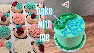 decorating cupcakes & cakes + tips & tricks