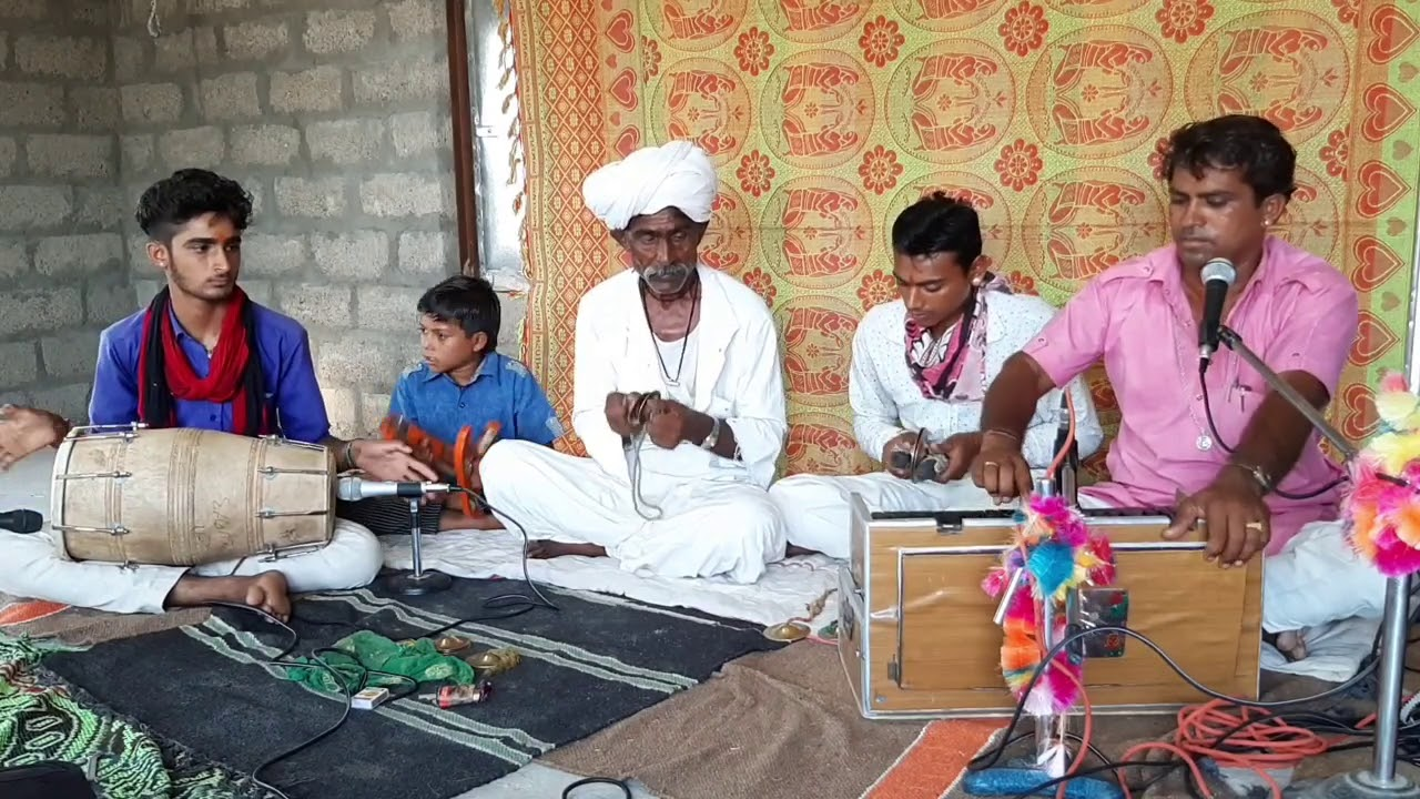 | आजरी सत्संग ओपे भेलि किनी रे भायो राम राम रे | म्हारे साधुङो अमरापुर में वास | भाइङो ने राम राम रे