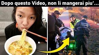 Se anche tu Mangi spesso i Noodles, FERMATI! LA TUA VITA POTREBBE ESSERE IN PERICOLO