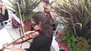 Los Angeles String Trio - Bad Romance (Lady Gaga) Wedding Ceremony Musicians