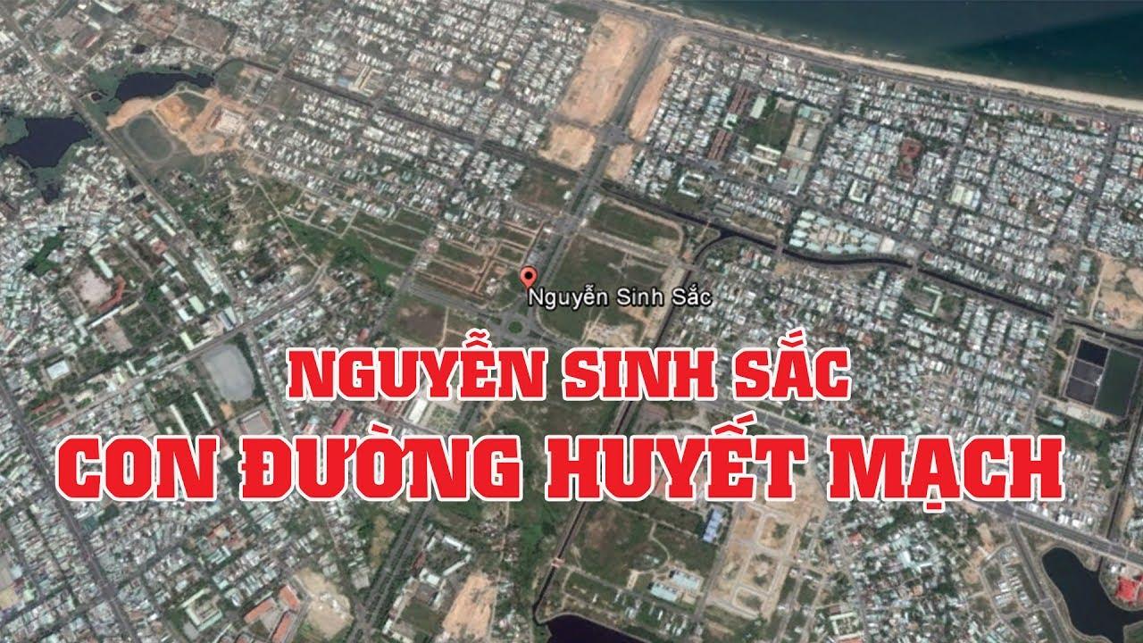 Đất Đường Nguyễn Sinh Sắc, quận Liên Chiểu, TP Đà Nẵng
