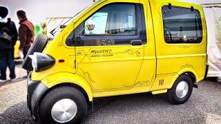 Mooneyes Daihatsu Truck Midget II Custom Car