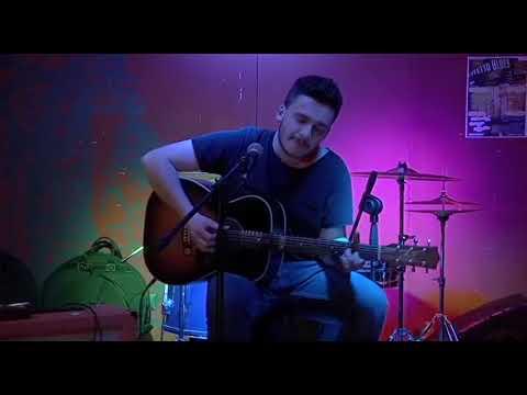 DIEGO SCHIAVI -- Effetto Blues 2018 - live@ Tjmory Pub 14-4-18