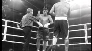 "Hizni ""The Warrior"" Altunkaya vs. Atila Palko, Neuwieder Boxnacht 2012"