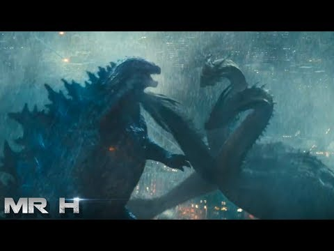 Godzilla King Of The Monsters Final Trailer REACTION REVIEW