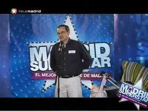 Marcos del Río en Madrid Superstar