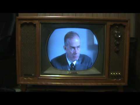 Rca Ctc 10 1960 Color Tv
