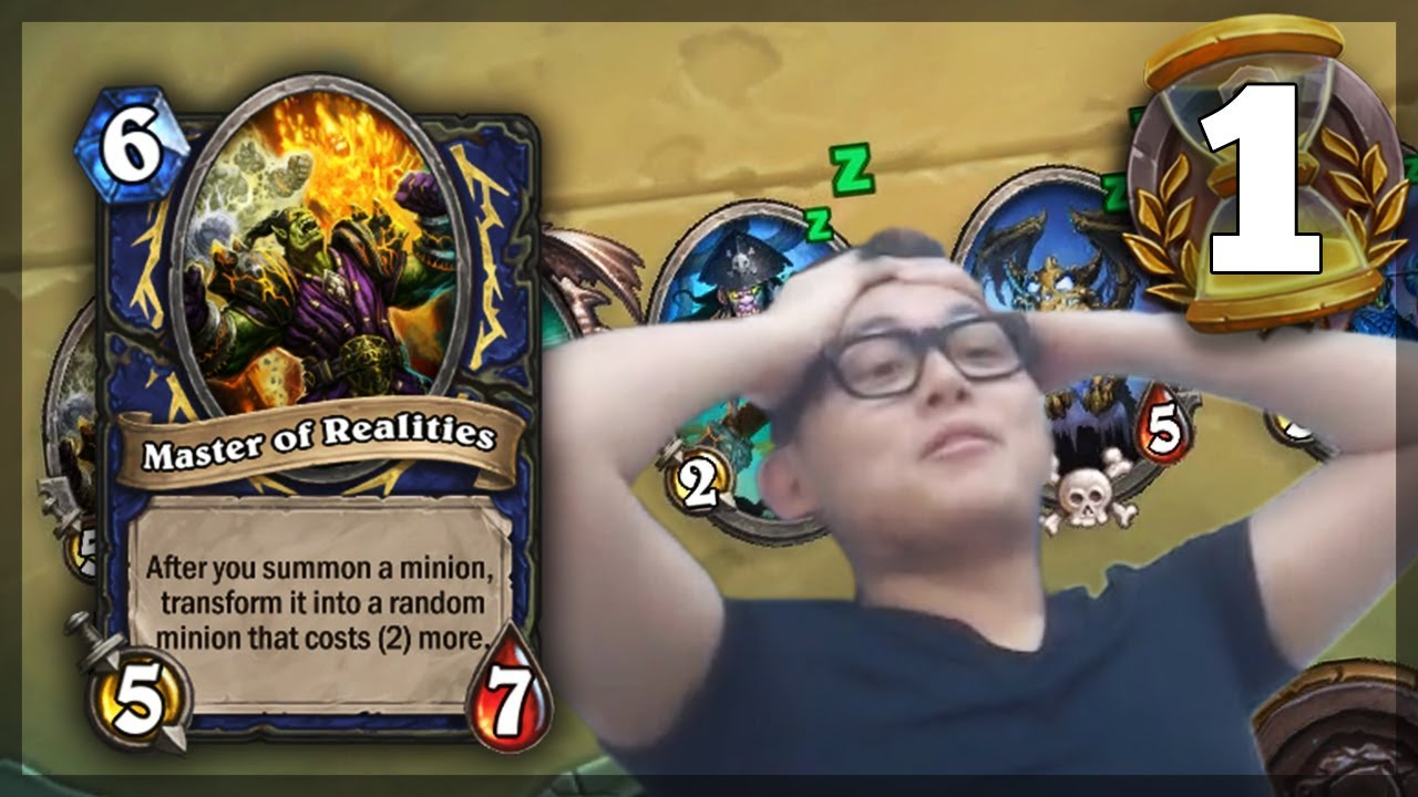 MASTER OF REALITIES IS INSANE - Taverns of Time Arena P1