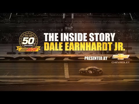 The Inside Story: Dale Earnhardt Jr. - Presented By Chevrolet
