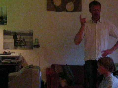 Goodbye television - Toke Barfod and son (Denmark)