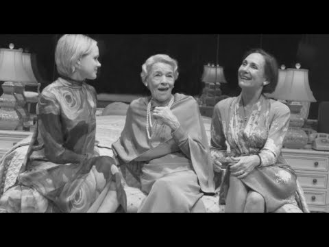 "Laurie Metcalf in ""Three Tall Women"" on Broadway"