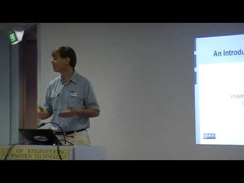 COMP8440 2009 Lecture 01-1 Introduction to Free and Open Source Software