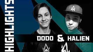 Dodo & Halien  – Stream BEST Moments