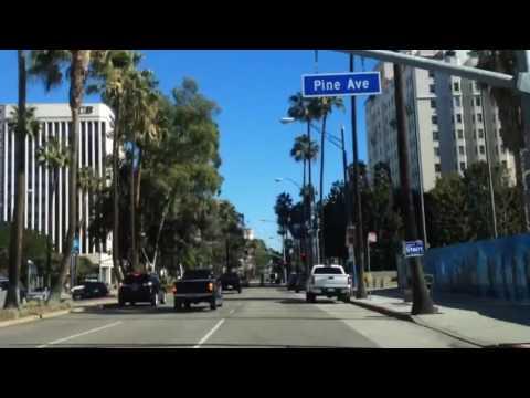 HyperDrive: through Downtown Long Beach, CA