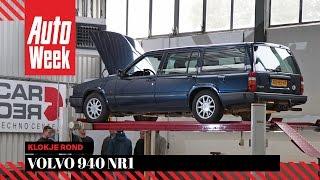 Volvo 940 2.3 (1997 / 834.900 km) - Klokje Rond deel 1/2 - AutoWeek