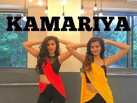 Kamariya Video Song | Nora Fatehi | Bollywood Dance | Nidhi Kumar ft. Dhruvi Shah