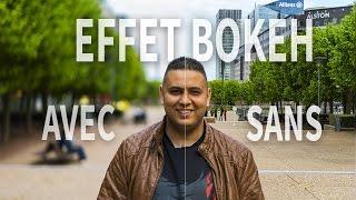 Crée l'effet bokeh sur android ( AfterFocus )