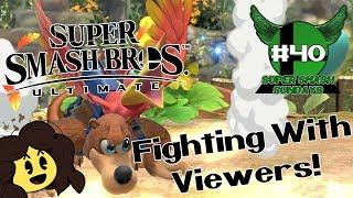 Online Viewer Matches! - Super Smash Bros. Ultimate - Super Smash Sundays - Week 40