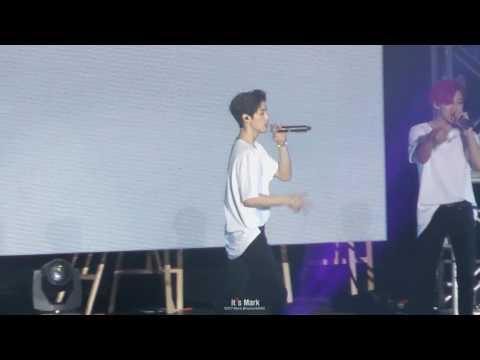 [FANCAM] 170701 GOT7 HONGKONG FM - Go Higher (Mark focus)
