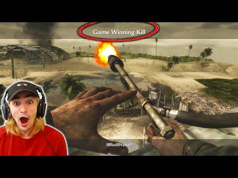 MY FIRST EVER KILLCAMS ON WORLD AT WAR! - (RANDUMB VS. NICKS WHOEVER HITS FIRST HAS TO....)