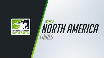 Contenders North America | S1 Regular Season 2020 | Week 2 | FINALS