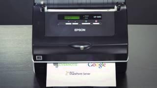 Escáneres Epson WorkForce Pro GT-S55 & GT-S85