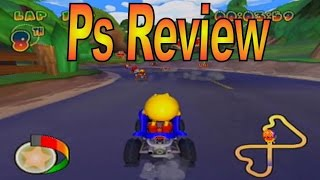 Ps2 Review: Pac-Man World Rally