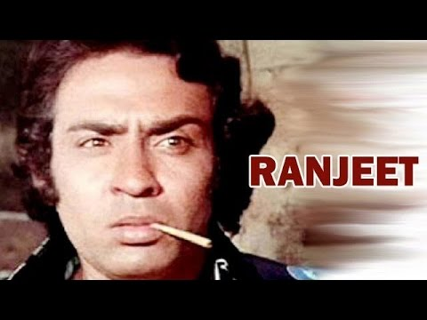 Bollywood's Baap of villain - Ranjeet