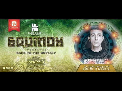 Astrix Equinox Festival 2019 • Back To The Odyssey