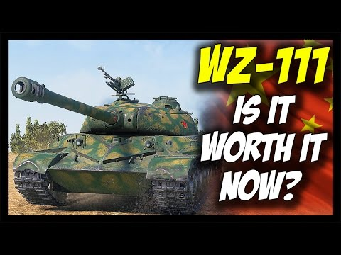 ► WZ-111, Is It Worth It Now? - World of Tanks WZ-111 Review