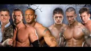 Backlash 6-Man Tag Team Match