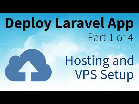 Understanding Hosting Options and Setting up our VPS to Deploy Laravel App