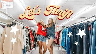 COME THRIFT WITH ME!! (ep. 16)
