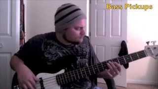 avalon u5 for bass guitar