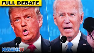 Trump & Biden get vicious over laptops, Lincoln, and race in the final Presidential Debate