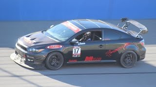 Hp Turbo Scion Tc Race Car